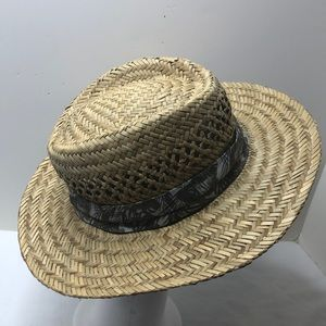 3/$15 George straw hat